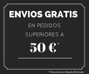 Envios gratis +50€