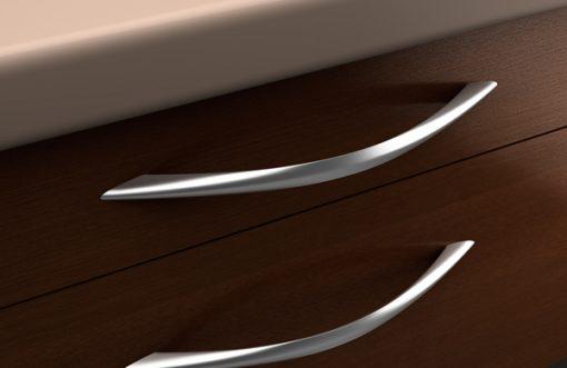Tiradores - color plateado