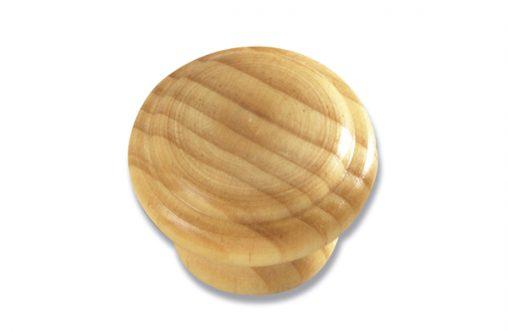 pomos y tiradores- madera
